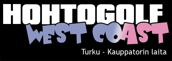 hohtogolf west coast turku logo